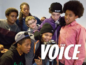 Wac Arts article in The Voice