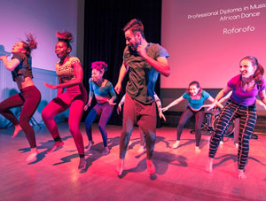AUDITIONS: Dance, Singing and Drama Diploma