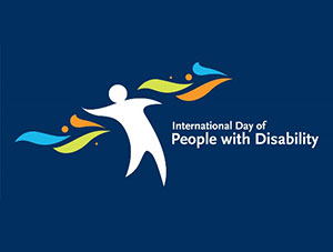 Celebrating 'International Day of People with Disability'…