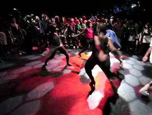 Wac Arts Artist in residence, Uchenna Dance Company presents Our Mighty Groove