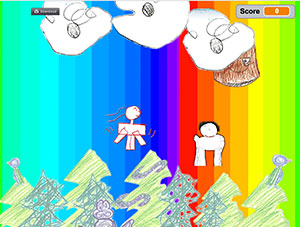 Play Wac Arts Interactive's online game: Derya