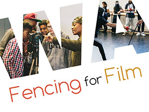 Fencing for Film Half Term Project