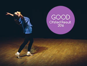 Ofsted scored us Good!