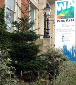 Wac Arts Xmas Tree