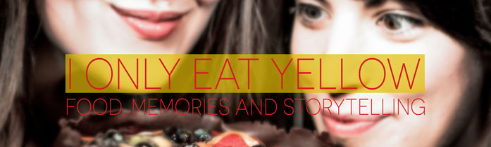 only-eat-yellow-banner