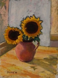 9-sunflowers