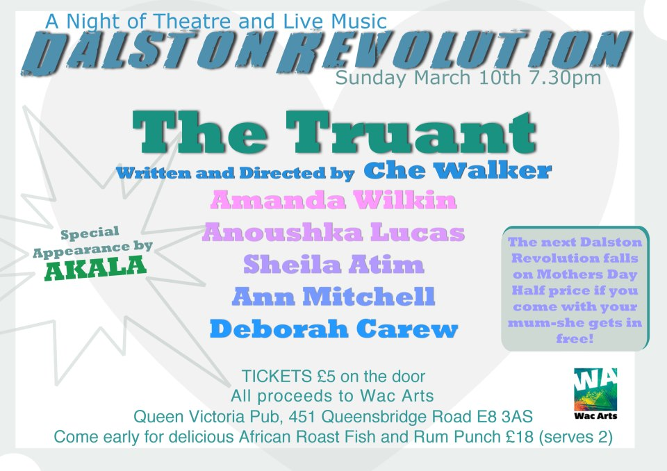 Dalston Revolution