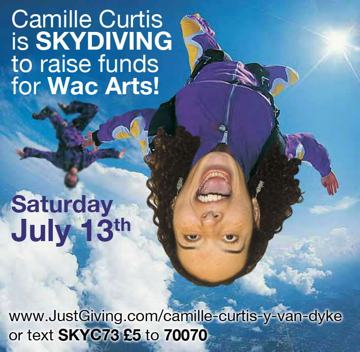 Camille Skydiver