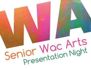 Presentation Night on Sunday 6th April