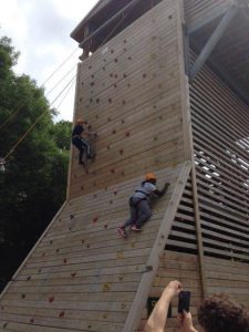 JS climbing