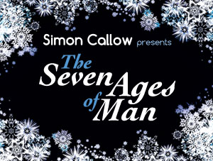 Simon Callow presents 'The Seven Ages of Man'