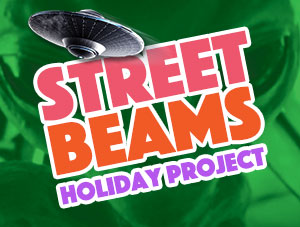 Street Beams Holiday Programme 11th-13th April