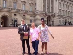 Wac Arts at Buckingham Palace