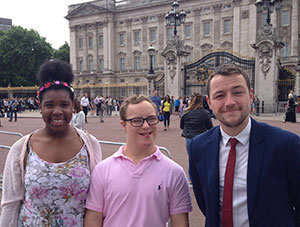Wac Arts staff and young people attend London Youth's 130th Birthday Celebrations