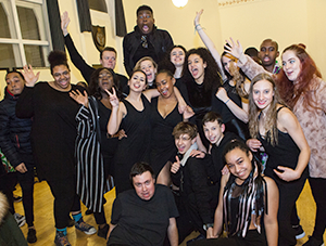 Wac Arts receive funding from the Andrew Lloyd Webber Foundation
