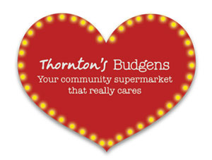 Wac Arts and Thornton's Budgens Working Together to Raise Money for Young People