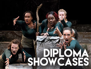 3rd year Diploma performances coming up!