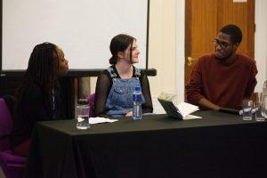 Diversity Talk Panel