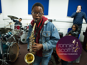 Wac Arts awarded funding by Ronnie Scott's Charitable Foundation