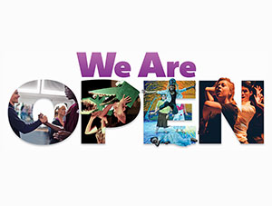 We Are Wac Arts: Open Day