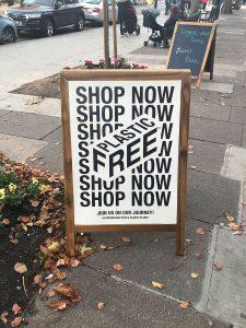 Shop now plastic free