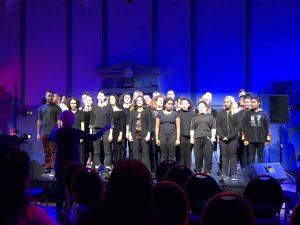 Cabaret singing