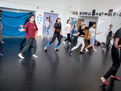 Weekend Performing Arts and Media Classes