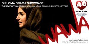 Diploma drama showcase