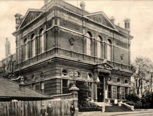 Vestry Hall Hampstead 1910