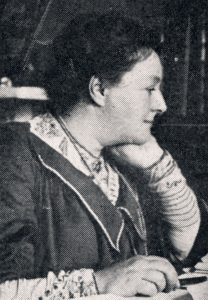 Reina Lawrence, London's first woman councillor