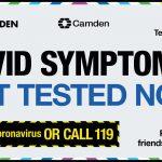 Coronavirus in Camden